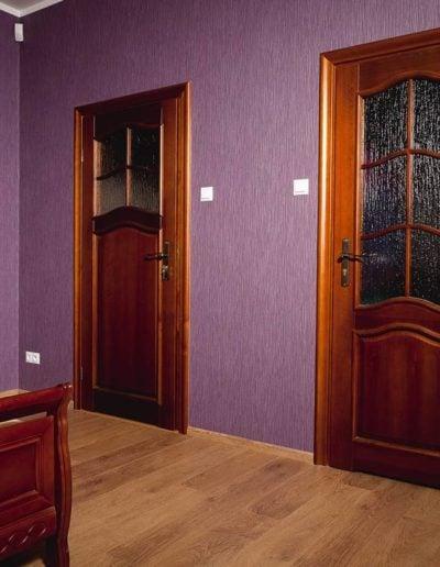drzwi drewniane do pokoju-min